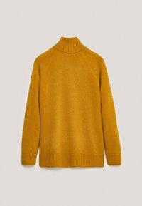 Massimo Dutti - Jumper - mustard yellow - 1