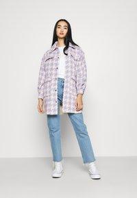 YAS - YASMELVI SHACKET - Light jacket - lavender violet - 1
