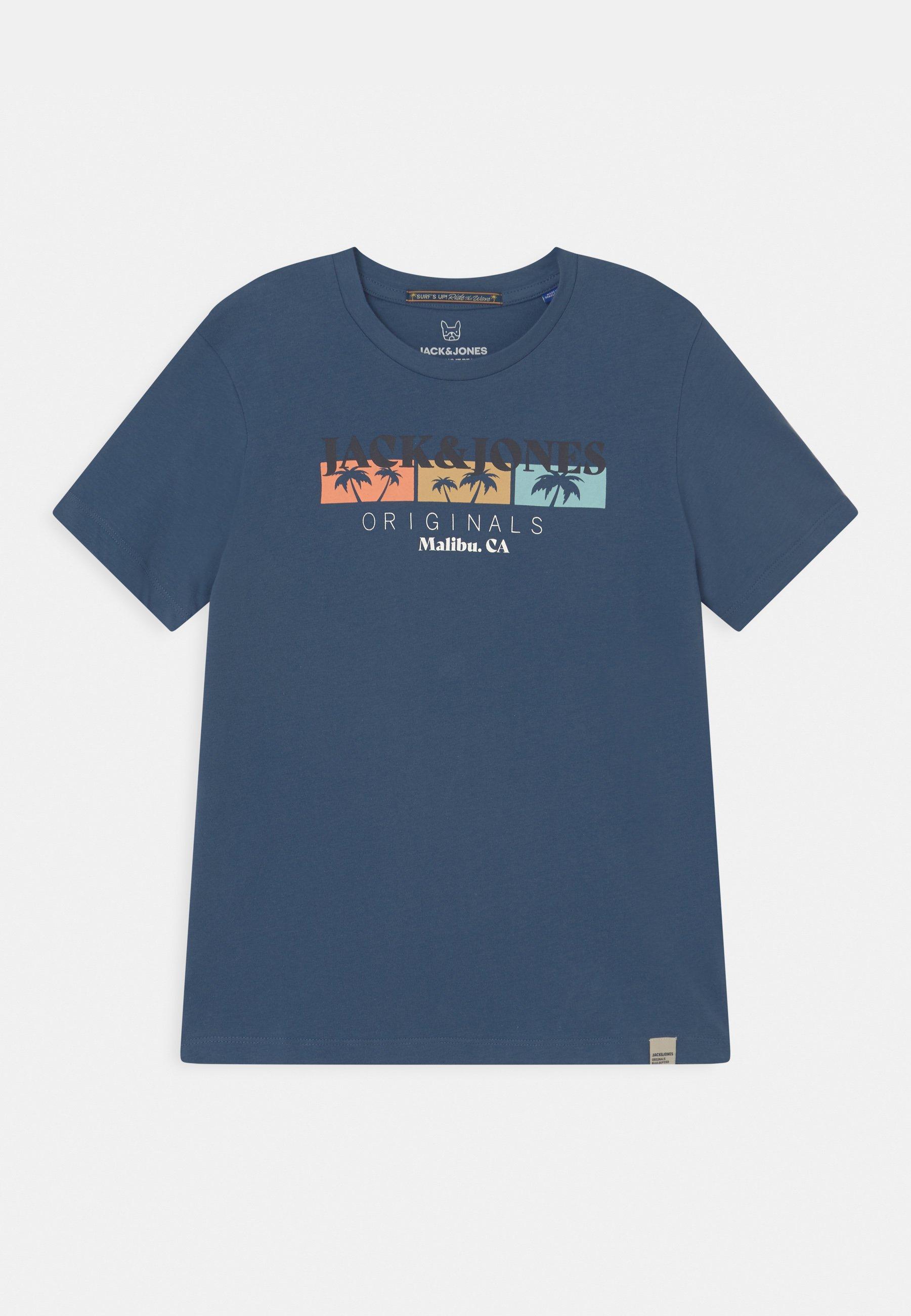 Bambini JORCABANA CREW NECK  - T-shirt con stampa