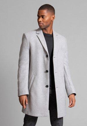 Classic coat - hellgrau