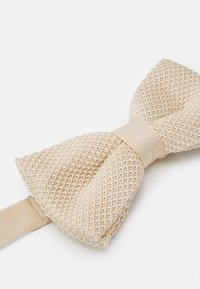 Twisted Tailor - JAGGER BOWTIE - Bow tie - champagne - 2