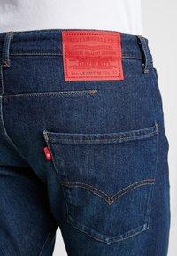 Levi's® Engineered Jeans - LEJ 512 SLIM TAPER - Slim fit jeans - indigo blood - 5