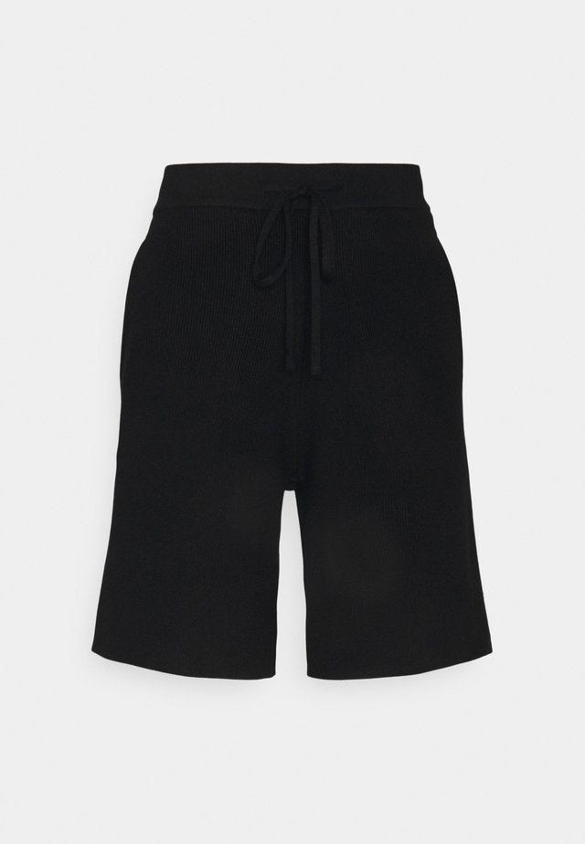 OBJDIVIANNA  - Shorts - black