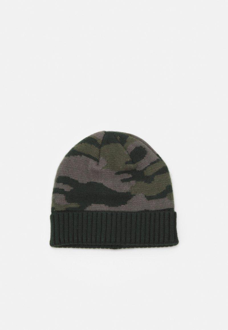 Name it - NKMMAXINO HAT - Beanie - darkest spruce
