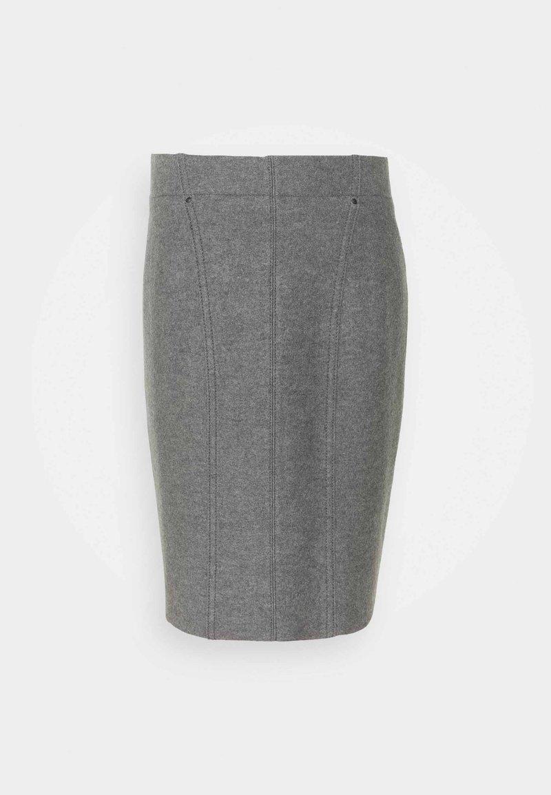 Marc Cain - Pencil skirt - grey