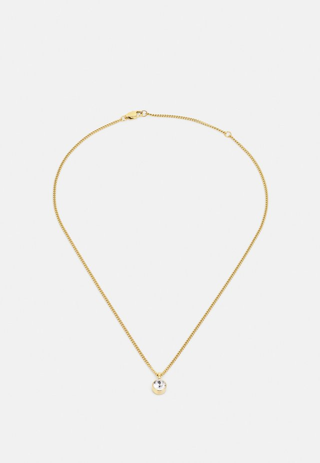 JEMMA NECKLACE - Ketting - gold-coloured