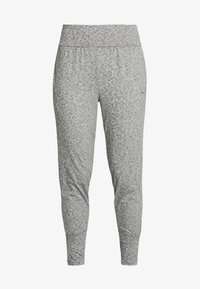 Puma - STUDIO TAPERED PANT - Joggebukse - medium gray heather - 4