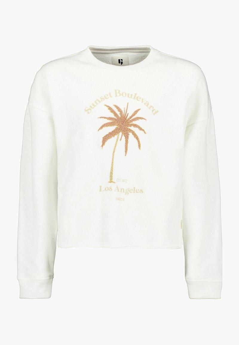 Garcia - Sweatshirt - off white