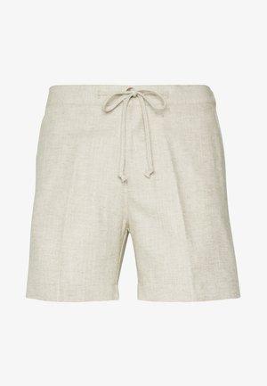 HEJGAARD - Kalhoty - sand