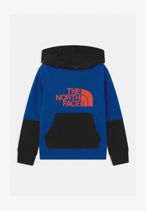 YOUTH DREW PEAK LIGHT BLOCK UNISEX - Sweat à capuche - blue/black