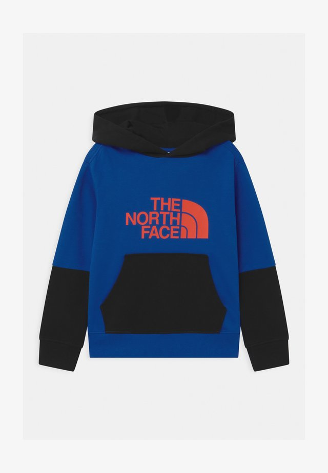 YOUTH DREW PEAK LIGHT BLOCK UNISEX - Hoodie - blue/black