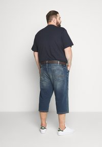 s.Oliver - BERMUDA - Denim shorts - blue denim - 2