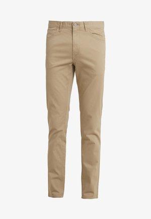 POCKET PANT - Trousers - khaki