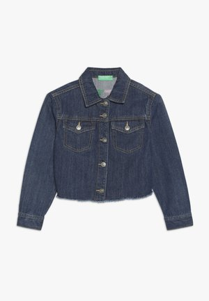 JACKET - Denim jacket - blue denim