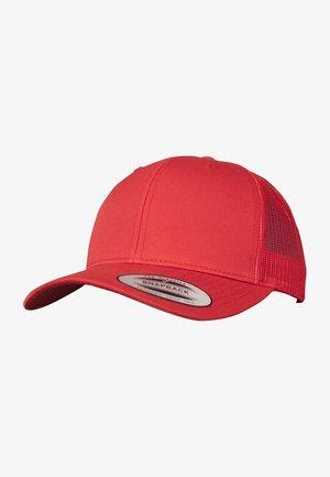 CLASSIC TRUCKER - Cap - red