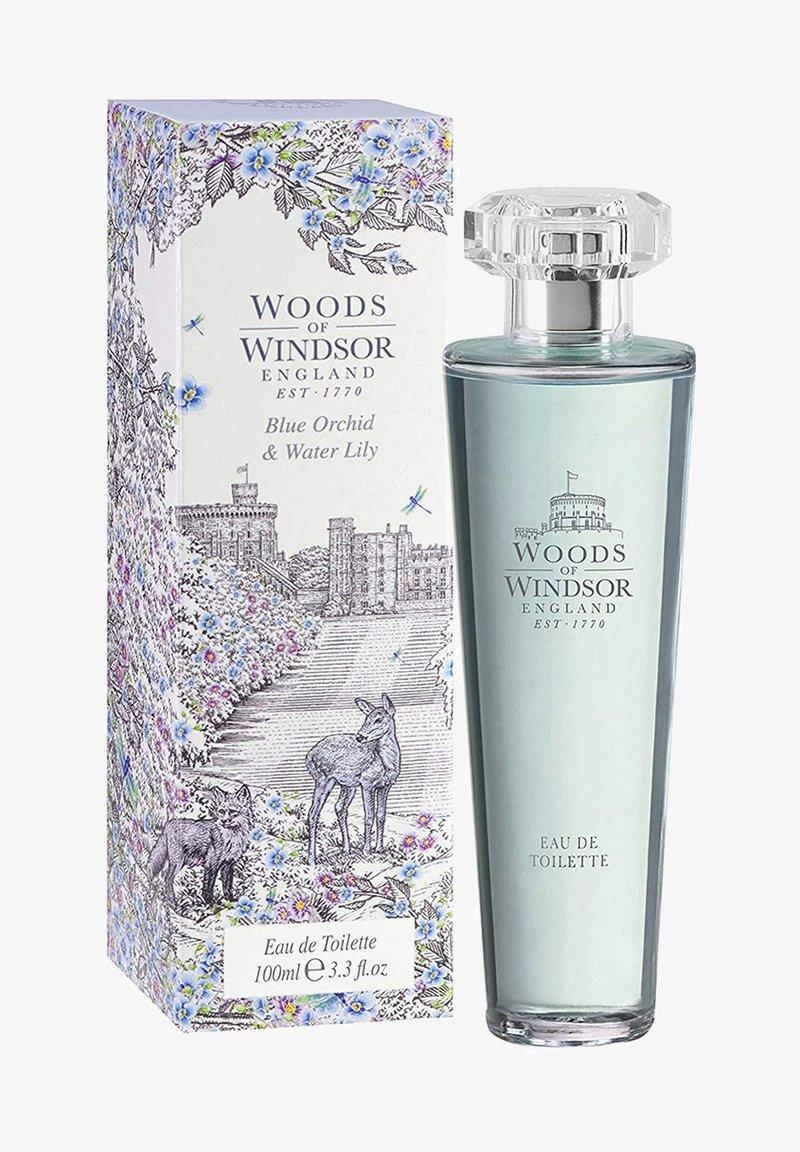 Woods of Windsor - BLAUE ORCHIDEE   SEEROSE EAU DE TOILETTE 100 ML - Eau de Toilette - -