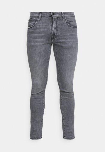 Slim fit jeans - grey steel