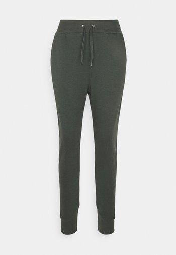 PREMIUM TAPERED PANT - Tracksuit bottoms - graphite