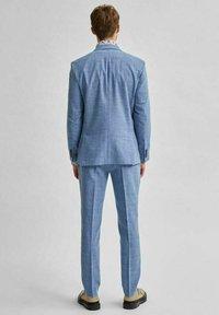 Selected Homme - Giacca elegante - light blue - 2