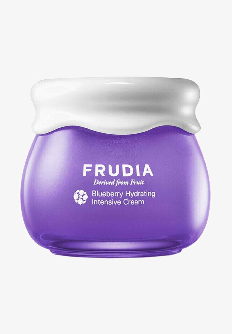 FRUDIA - BLUEBERRY HYDRATING INTENSIVE CREAM - INTENSIV BEFEUCHTENDE HEID - Face cream - -