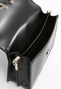 KARL LAGERFELD - SIGNATURE - Across body bag - black - 4