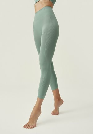 SALMA ICEBERG  - Collants - verde