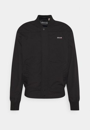 AVALON - Bomber bunda - black