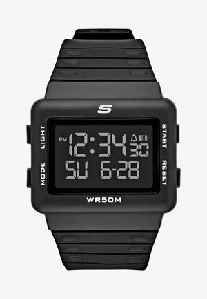 LARSON - Digitaluhr - black