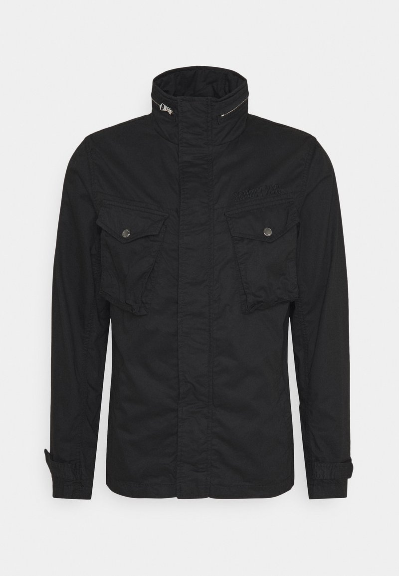 Schott - Summer jacket - black