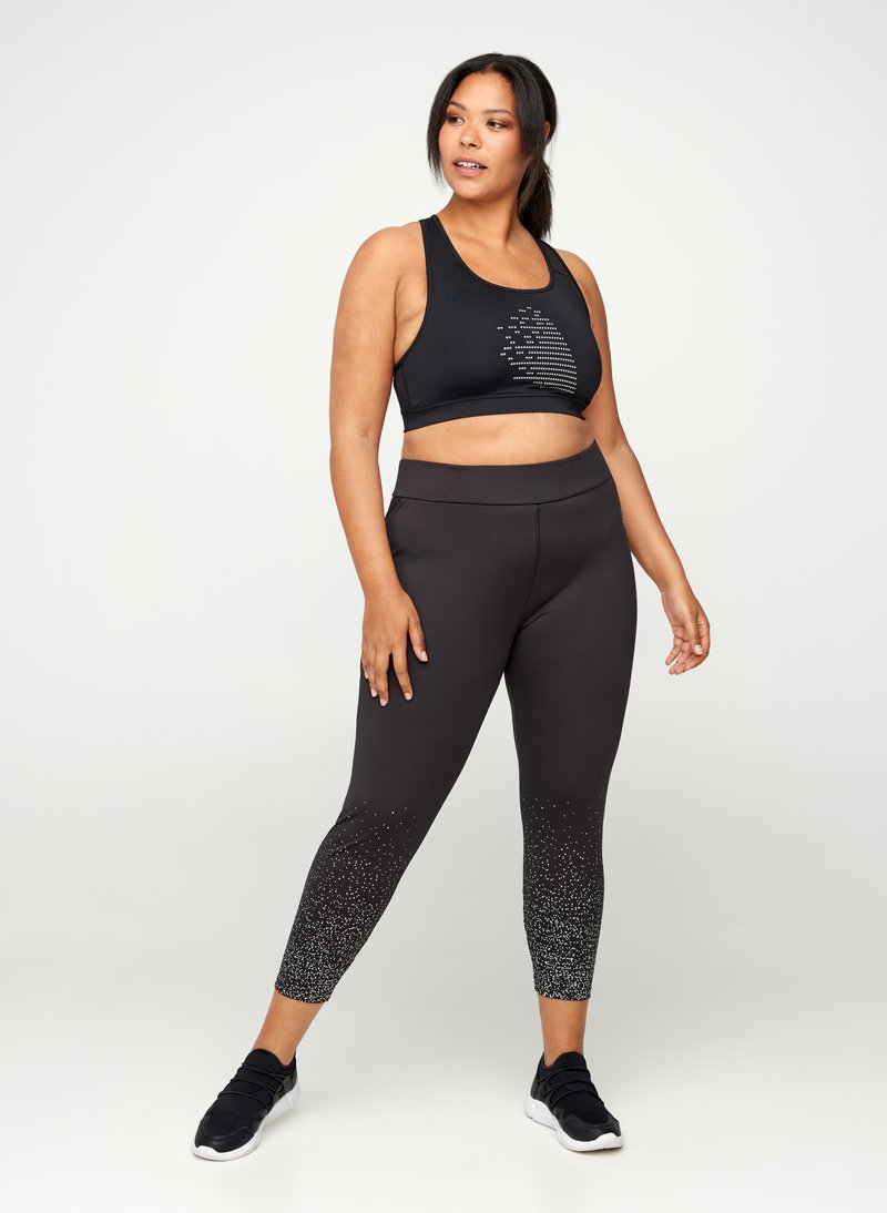 Active by Zizzi - Leggings - black