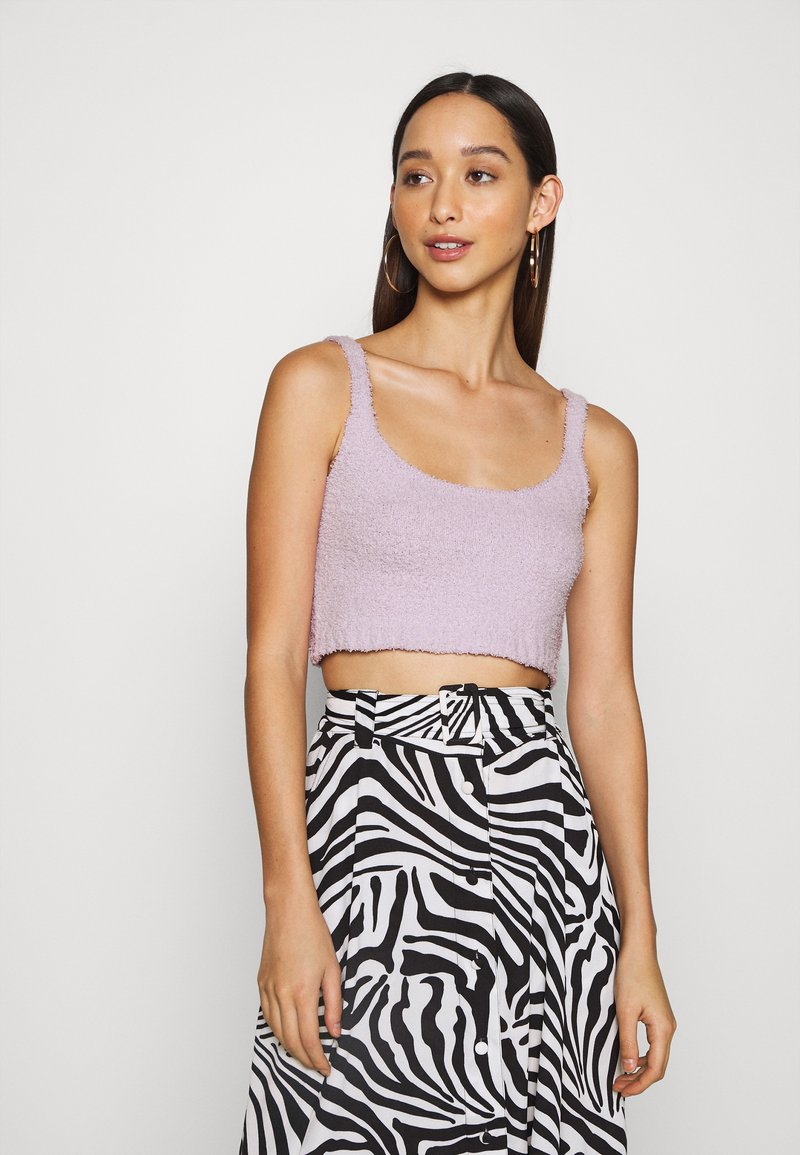 U Collection by Forever Unique - Top - lilac