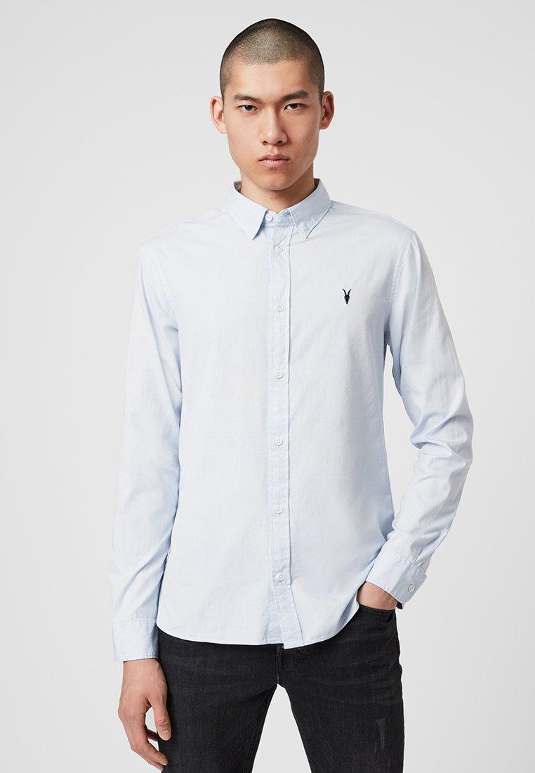 AllSaints - REDONDO - Skjorter - light blue