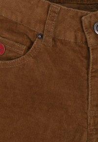 CKS - BERKLEY - Flared Jeans - cognac - 2
