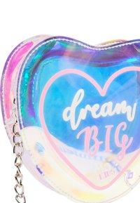myMo KIDS - DREAM BIG - Across body bag - rosa holo - 4