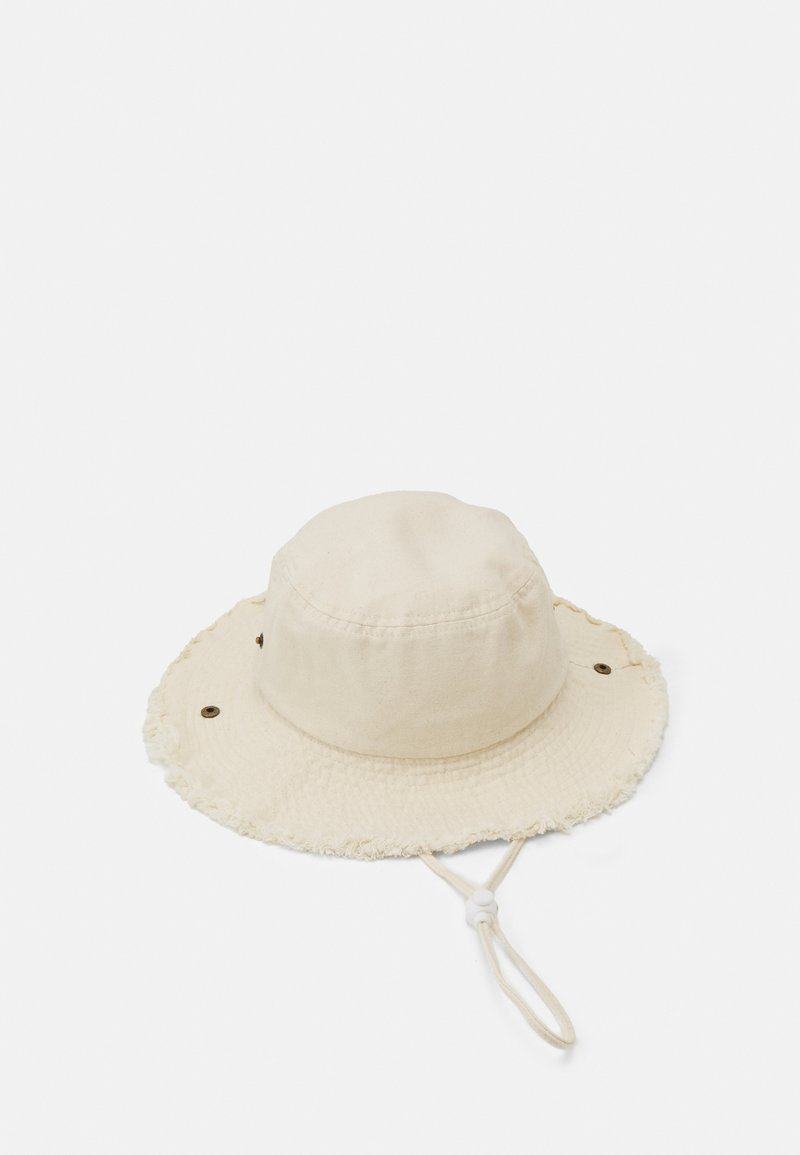 Uncommon Souls - BUCKET HAT UNISEX - Hat - white