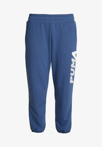 Puma - MODERN SPORTS PANTS - Joggebukse - dark denim - 4