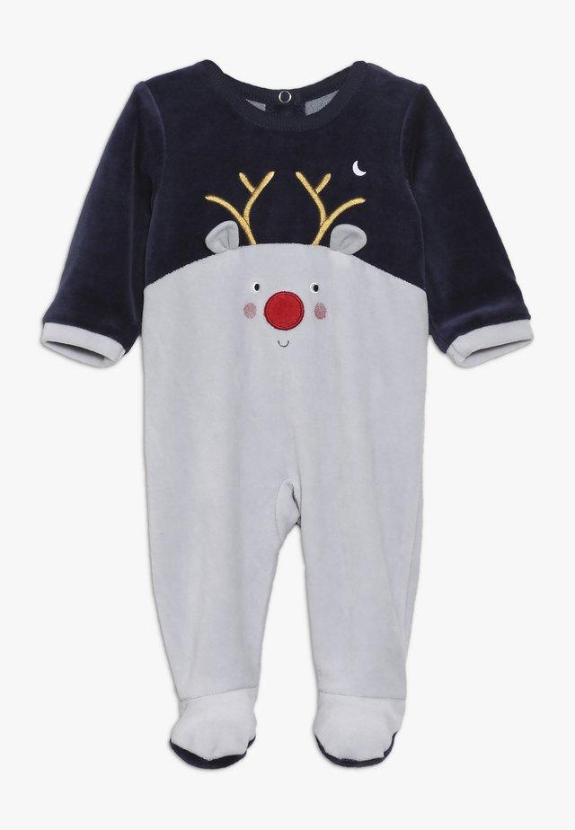 BABY PLAYWEAR NUIT LAYETTE - Pyjamaser - marine blue
