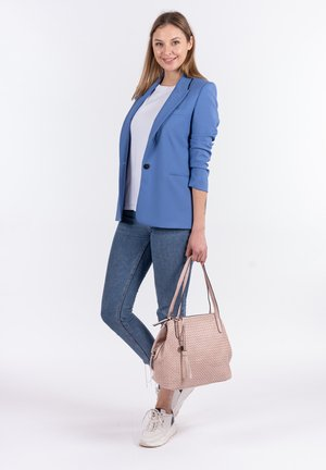 CARMEN - Handbag - rose