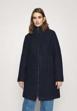 LINDA - Classic coat - navy