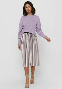 ONLY - A-line skirt - orchid bloom - 1