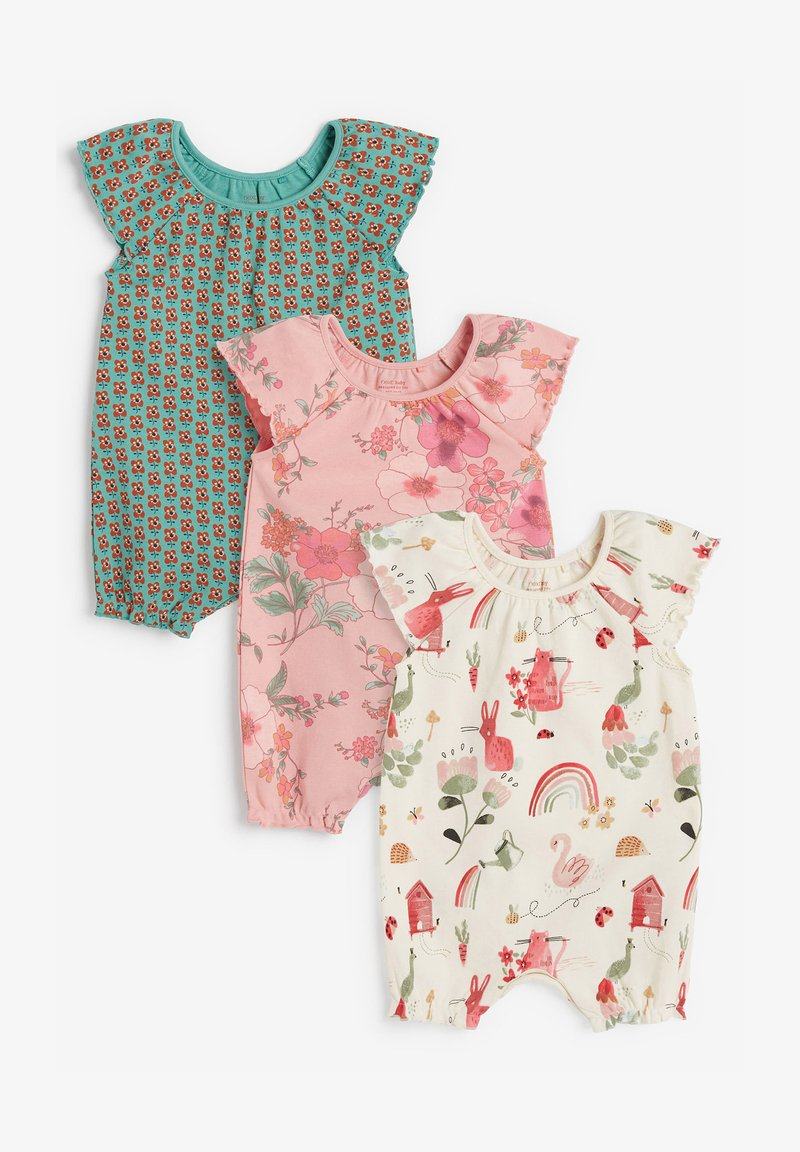 Next - 3 PACK  - Overall / Jumpsuit /Buksedragter - multi-coloured
