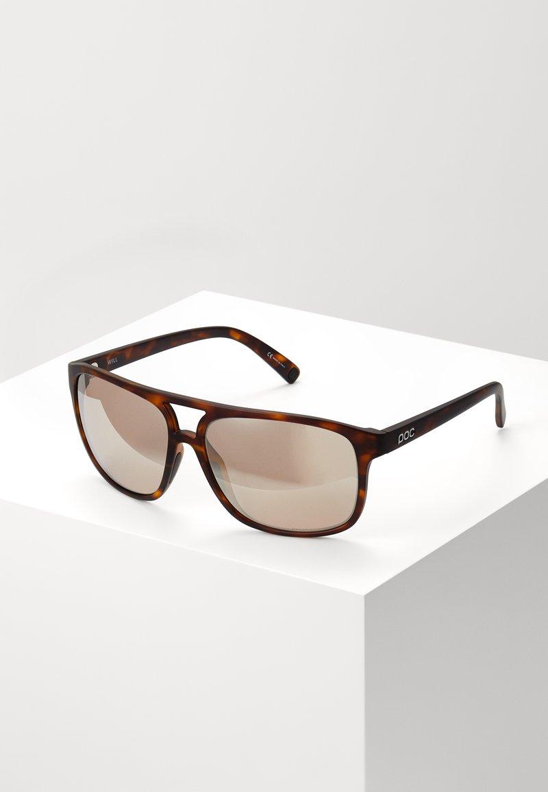 POC - WILL - Sonnenbrille - tortoise brown