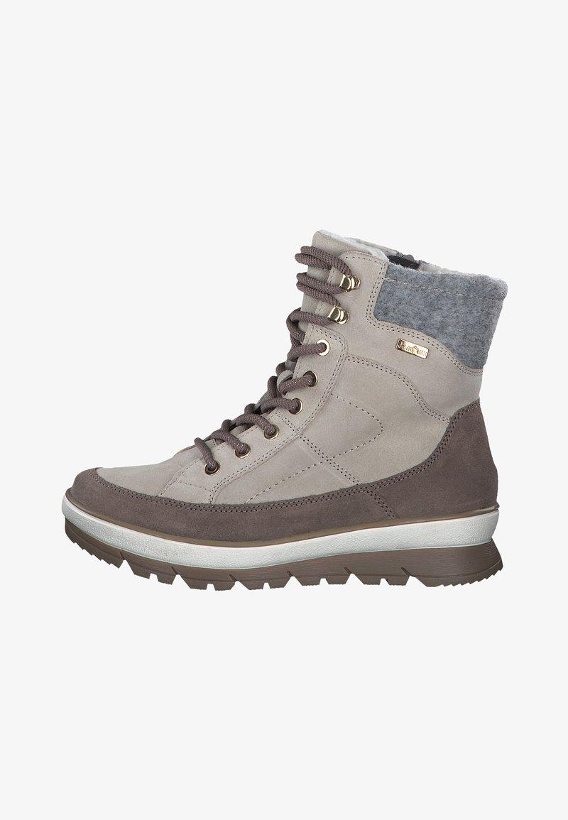 Jana - Winter boots - rose/beige