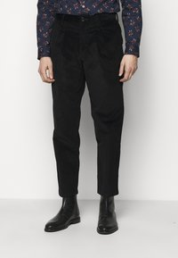PS Paul Smith - MENS DOUBLE POCKET  - Trousers - black - 0