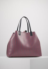 Tommy Hilfiger - ICONIC TOTE MONO - Tote bag - red - 2