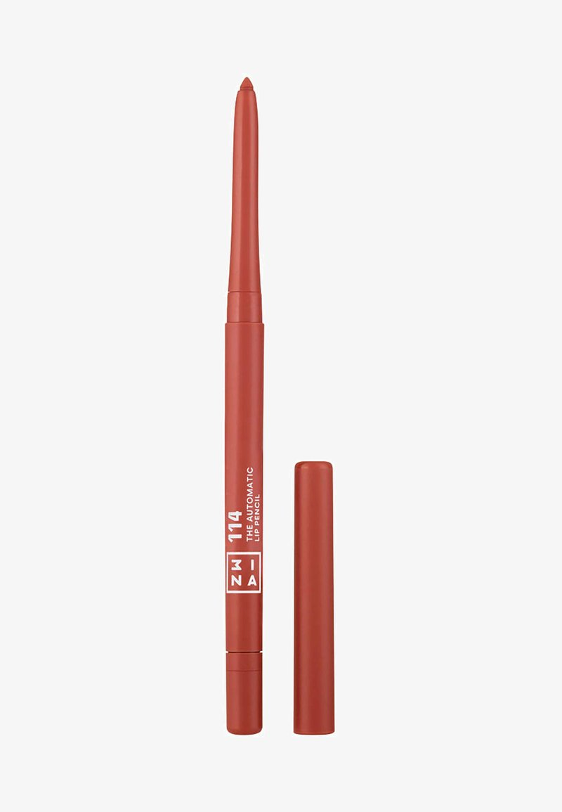 3ina - THE AUTOMATIC LIP PENCIL - Lip liner - 114 brown