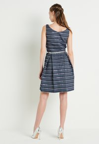 Swing - Cocktail dress / Party dress - marine /silber - 3