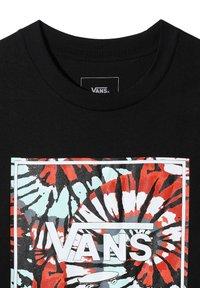 Vans - Print T-shirt - black - 2