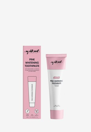 PINK WHITENING TOOTHPASTE - Tandverzorging - -
