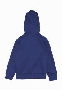 Champion - AMERICAN CLASSICS PIPING HOODED FULL ZIP - Mikina na zip - royal blue - 1